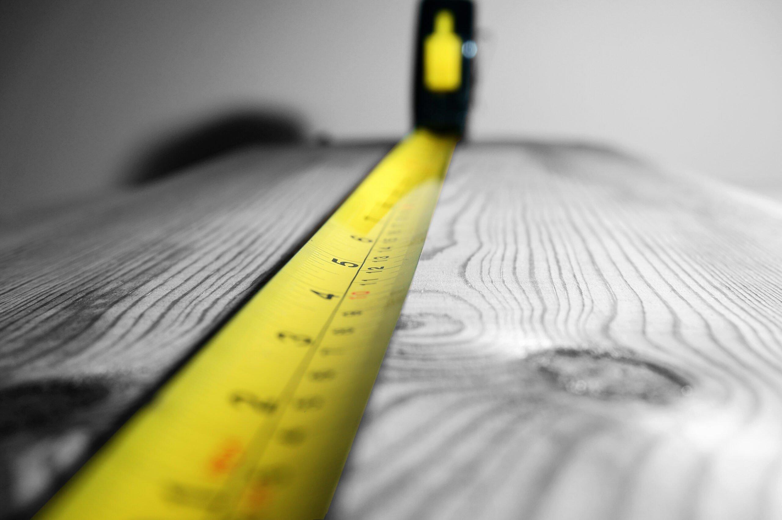 Design Penguin - Interior Design - Full Design - Man with tape measure