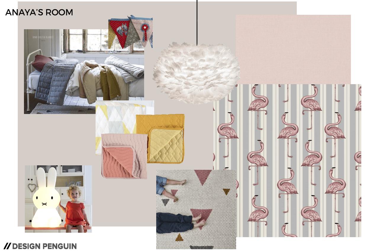 Design Penguin Mood Board